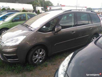 używany Citroën Grand C4 Picasso 64tyś udokument. 7-osob.bezwypadkow