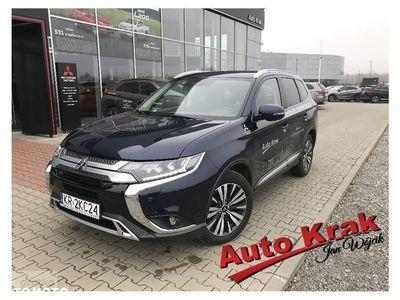 używany Mitsubishi Outlander III 4WD 2.0 CVT 150 KM Instyle SDA Samochód DEMO Dealera (1247), Kraków