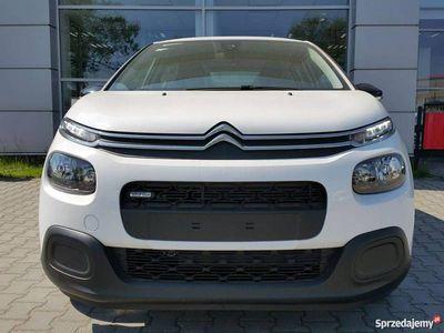"""używany Citroën C3 1,2 82KM Feel - koła 16"""", cz. park. ref p/mgielne - rabat 4500"""