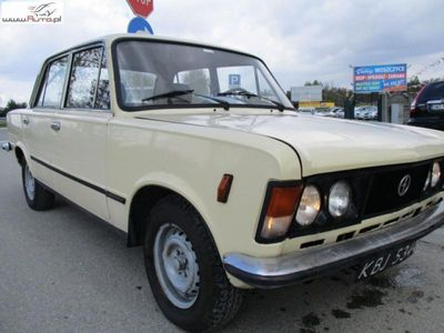 używany Fiat 125 dla konesera i nie tylko 1.5 1989r.