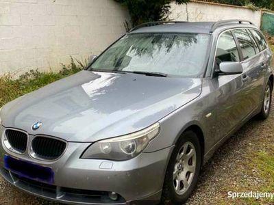 używany BMW 525 e61 d okazja!!