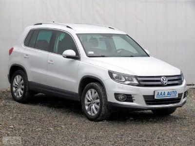 używany VW Tiguan Salon Polska, 4X4, DSG, Navi, Xenon, Bi-Xenon, Klimatronic,
