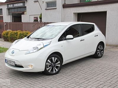 używany Nissan Leaf Elektryczny 30 kWh Visa Salon Polska F VAT 23%