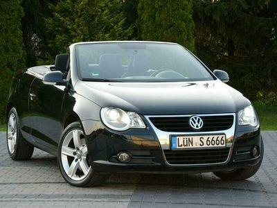 """używany VW Eos 2.0TDI(140KM)*Xenon*Parktronik*Szynerdach*Klimatronik*Alu 17""""ASO VW"""