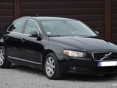 używany Volvo S80 2.4 D5 163KM ZAMIANA GWARANCJA ZAREJESTROWANY W PL