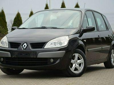 używany Renault Scénic Opłacony 1.6i 16V + GAZ Lift Panorama Alu Serwis Gwarancja II (2003-2009)