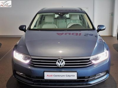 gebraucht VW Passat 2dm3 220KM 2015r. 158 400km 2.0TSI 220KM, HIGHLINE, Salon PL, LED, ACC,