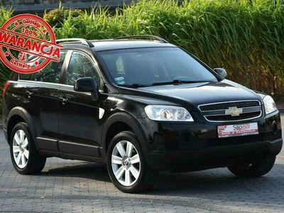 używany Chevrolet Captiva 2.0vCDi 150KM Manual 2008r. 4x4 Klima Hak Alufelgi Polecam I (2006-2011)