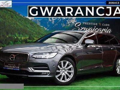 używany Volvo V90 2dm3 150KM 2017r. 43 000km Inscription Jak Nowy Moż.Zamiany BEZPIECZNE ZAKUPY Krótko mówiąc Warto