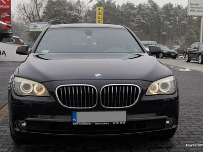 używany BMW 730 3dm 245KM 2012r. 23 671km
