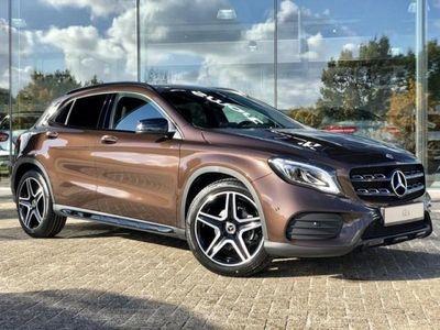 używany Mercedes GLA200 2dm3 136KM 2019r. 1km Spełniamy marzenia najtaniej!