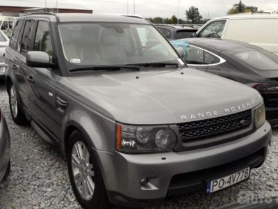 używany Land Rover Range Rover RANGE ROVER terenowyterenowy