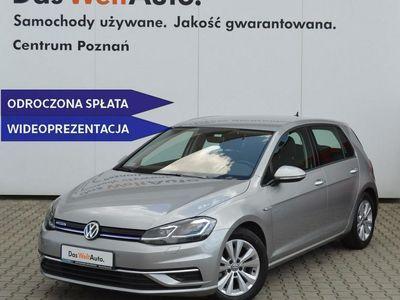 używany VW Golf VII SalonPL TSI 130KM DSG LED Climatronic Podgrzewane Fotele VAT ASO
