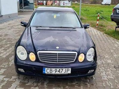 używany Mercedes E270 W211 (2002-2009)