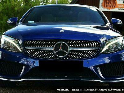 używany Mercedes C200 2dm 183KM 2015r. 163 000km