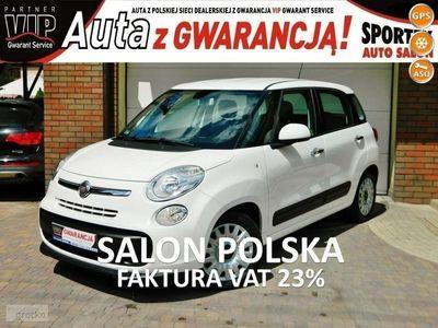 używany Fiat 500L 1.4dm 95KM 2017r. 45 081km