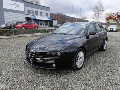 używany Alfa Romeo 159 I 1.9JTD-M 150KM KLIMATRONIK K.SERWISOWA 2WŁAŚCICIEL