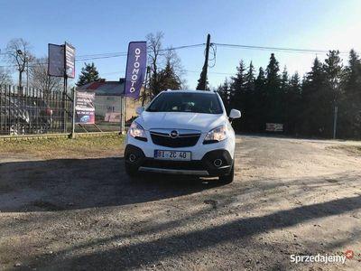 używany Opel Mokka Niski przebieg jak nowy, Pierwszy właściciel, Opł