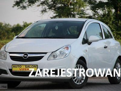 used Opel Corsa 1.2dm3 80KM 2009r. 138 000km zarejestrowany