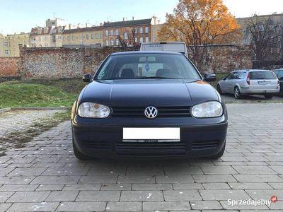 używany VW Golf IV 2.0, Klima, Stan Bardzo Dobry, Wrocław