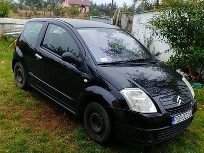 używany Citroën C2 1.4 benzyna