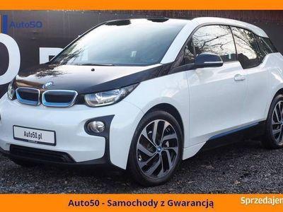 używany BMW i3 100% elektryczne SALON PL doposażone VAT23%