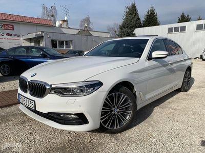 used BMW 530 SERIA 5 i xDrive 252 KM Sport Line G30 !!
