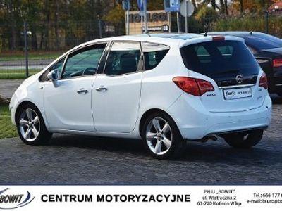używany Opel Meriva B 2011r - 1.7 CDTI - Klimatyzacja AC