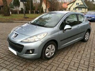 używany Peugeot 207 2010 rok LIFT 1.4 benzyna 1-włściciel ! OKAZJA !