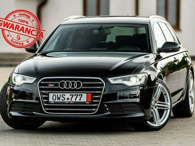 używany Audi A6 3dm 205KM 2014r. 230 000km