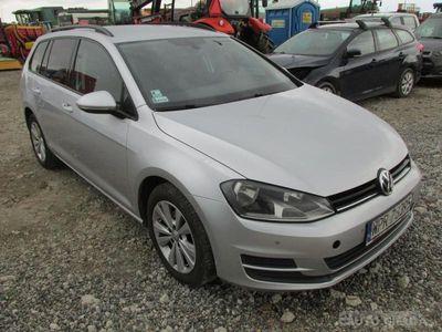 used VW Golf kombi