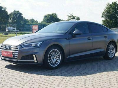używany Audi A5 2dm 252KM 2017r. 30 000km