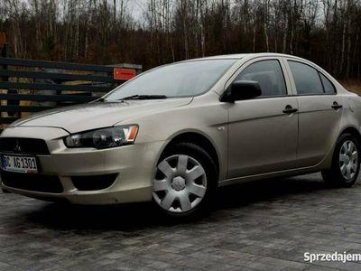 używany Mitsubishi Lancer 1.5 Benzyna*Bardzo Bogate Wyposażenie*Gwarancja 12 msc*Kredyt/Leasingi VIII (2007-)