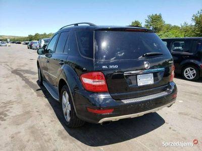 używany Mercedes ML350 ML 350 -Benz3.5 V6 M276 302 KM 2008 W164 (2005-)