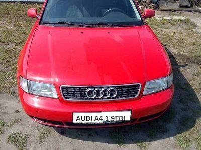 używany Audi A4 1,9TDI combi ładny sprowadzony bez rdzy 2200zl