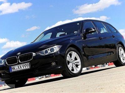 gebraucht BMW 320 SERIA 3 d Sport Line Xenon Navi Skóra Asystent Pasa Led