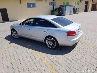 używany Audi A6 C6 2.4 bezyna+gaz