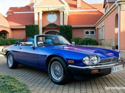 używany Jaguar XJS 5.3 V12. Nowy lakier. FILM.