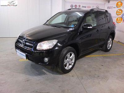 gebraucht Toyota RAV4 2dm3 157KM 2009r. 125 500km 2,0 16v SOL, salon Polska, II właściciel