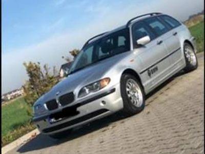używany BMW 318 e46 i 2005r wyposażenie super stan touring