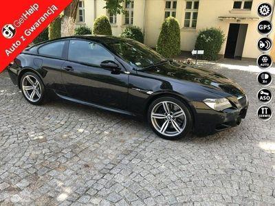 używany BMW M6 5dm 507KM 2007r. 71 000km