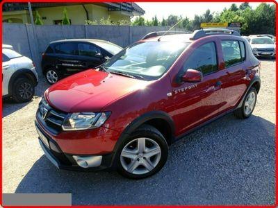 używany Dacia Sandero Stepway 1.5dm 90KM 2013r. 119 000km
