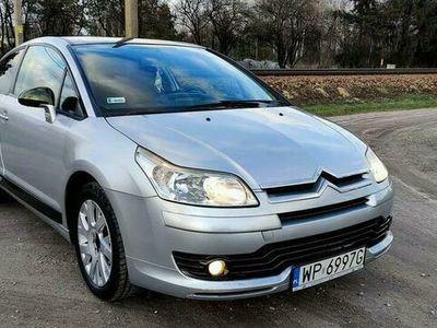 używany Citroën C4 Coupe VTS, tempomat I (2004-2010)