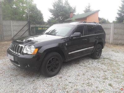 używany Jeep Grand Cherokee 2008 r. 4,7 l V8