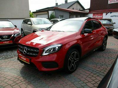 używany Mercedes GLA220 2dm 184KM 2018r. 89 000km