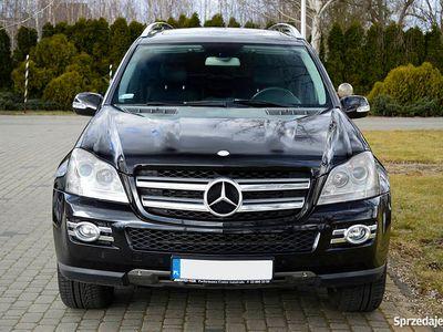 używany Mercedes GL420 od pierwszego właściciela Salon PL
