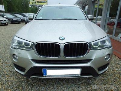 używany BMW X3 X3 SalonPolska-Xenon-Navi-xDSalonPolska-Xenon-Navi-xD