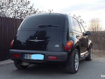 używany Chrysler PT Cruiser czarny fajny nieumęczony