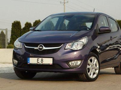 używany Opel Karl 1dm 75KM 2016r. 29 000km