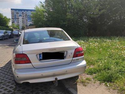 używany Volvo C70 2.0 coupe
